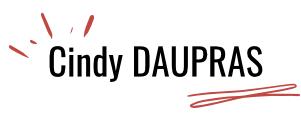 Logo Cindy Daupras Facilitation graphique formations de formateur
