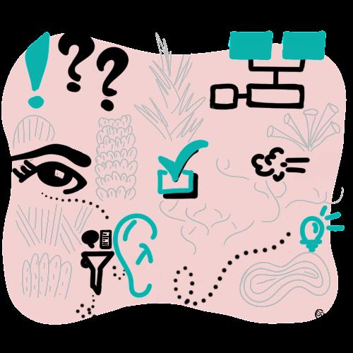 Visualisation graphique, facilitation et pensée visuelle pour utiliser le Sketchnote à toutes les thématiques ! avec Cindy Daupras
